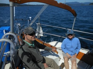 david Joann sailing