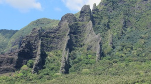 anaho peaks