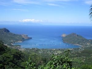 Nuku Hiva Bay