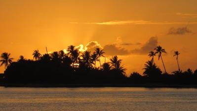 Fakarava sunrise